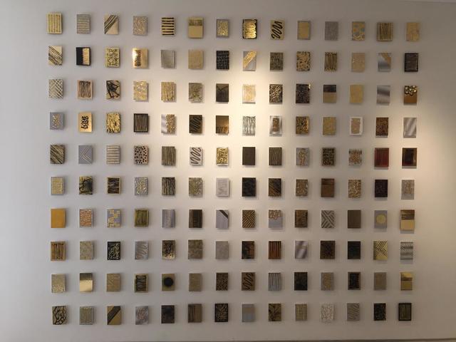 , '140 Gold Mine tiles Installation,' 2017, Galleria Ca' d'Oro