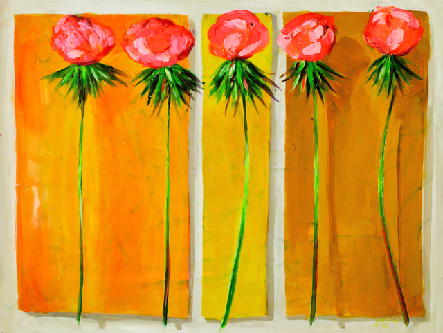 , 'Warm Love ,' 2015, Blue Gallery