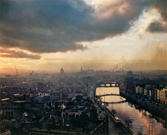 , 'Dublin Sky,' 1966, Danziger Gallery