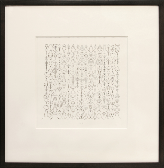 , 'UNTITLED (CT 2138),' 1992, Anglim Gilbert Gallery