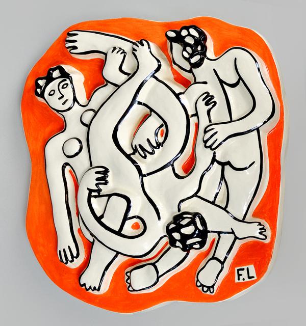 , 'Les Acrobates (The Acrobats),' 1954, Masterworks Fine Art