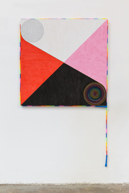 , 'Columbine,' 2015, Inman Gallery