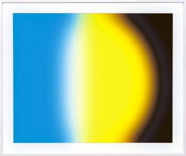 , 'Flag 4a ,' 2014, Bernhard Knaus Fine Art