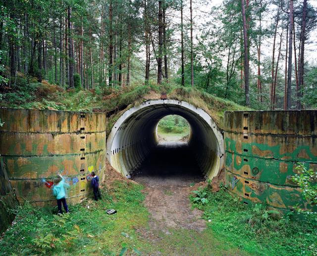, 'Nuclear Warheads Silo, Poland.,' 2005, Anastasia Photo