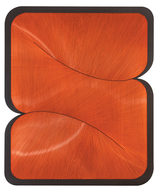 , 'Composition with orange,' 2014, Pi Artworks Istanbul/London