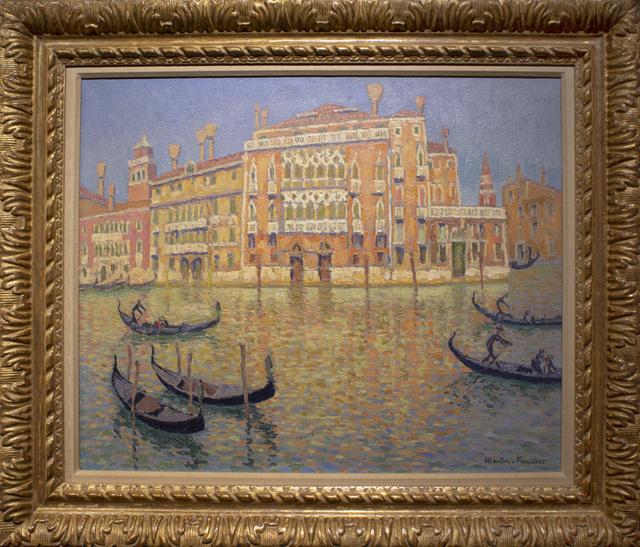 , 'Venice,' ca. 1900, Trinity House Paintings