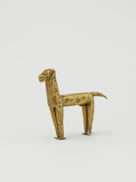 , 'Figurine de lama (Llama figurine),' 1000-1450, Musée du quai Branly