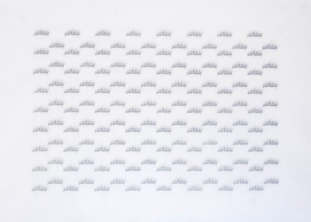 Golnar Adili, 'As They Sit (Benshinand)', 2015, Fresh Window
