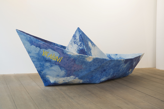 , 'Barquinho (Small Boat),' 2015, Galeria Marilia Razuk