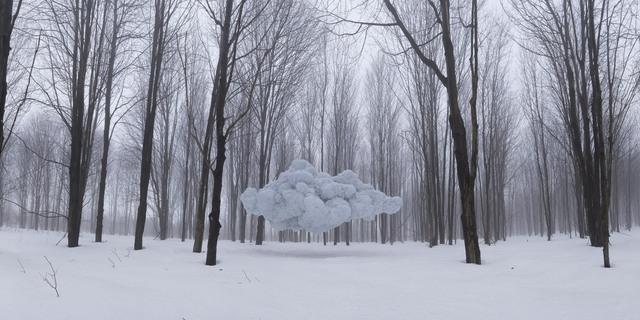 , 'Studies in Solitude, Cloud 5,' 2016, Robert Berman Gallery