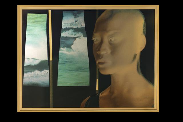 , 'Cyborg1# Octavia/Gold / Radioactive series,' 2018, Jessica Silverman Gallery