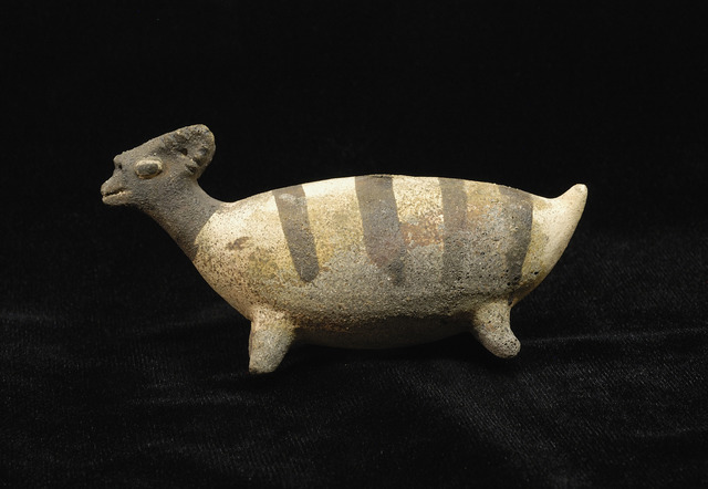 , 'Modeled llama,' 900 CE-1400 CE, Blanton Museum of Art