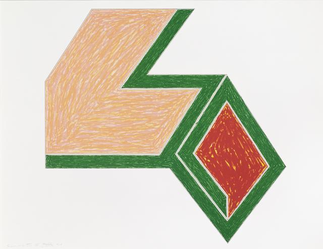 , 'Effingham,' 1974, Gemini G.E.L.