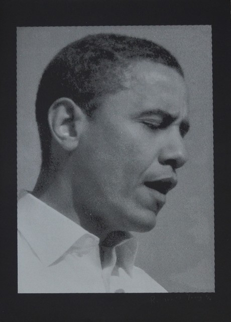 , 'Obama,' 2008, Long-Sharp Gallery