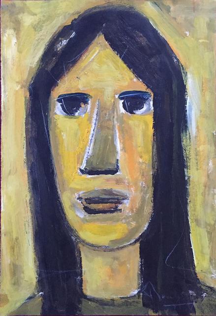 Paul-Henri Bourguignon, 'Golden Girl', Eisele Fine Art