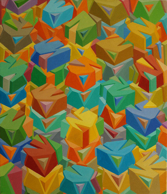 , 'Deviation 2,' 2014, Insa Gallery