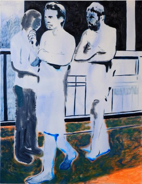 , 'Outside (E.),' 2019, 1969 Gallery
