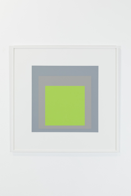 , 'ADV, 115/125,' 1969, Galerie Denise René