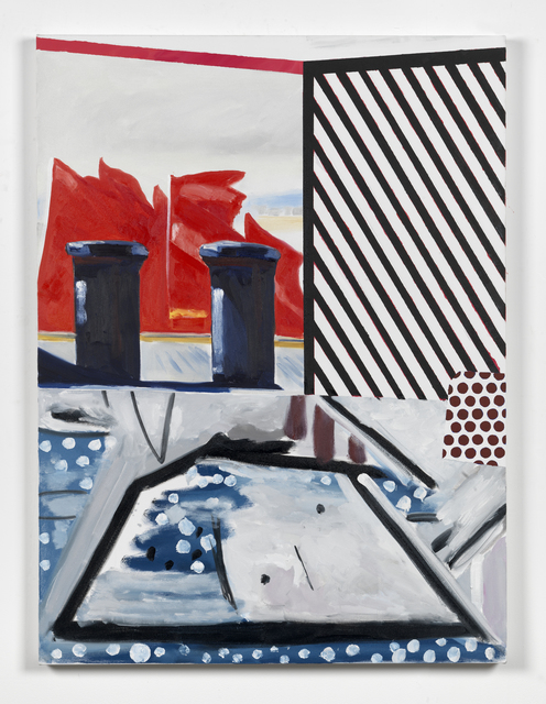 , 'Propaganda Painting,' 2015, Simon Lee Gallery