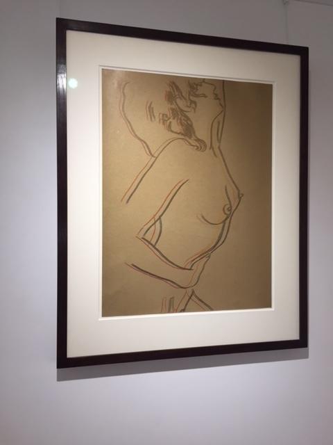 , 'Love (Unique Gold) (FSII.310),' 1983, Reuben Colley Fine Art