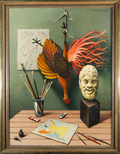 , 'Satyr with Cock,' 1974, ACA Galleries
