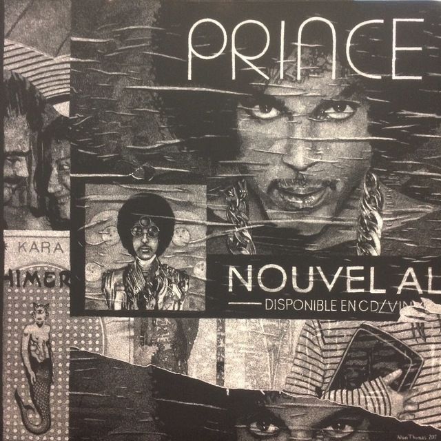 , 'Prince,' 2017, The Front Gallery