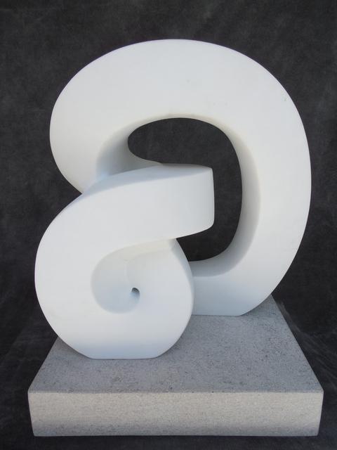 , 'Bianco Azuro,' , Maybaum Gallery