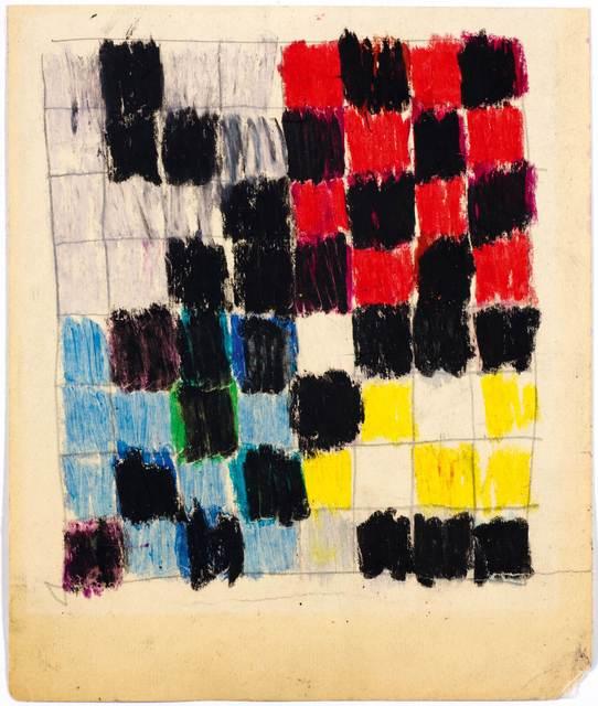 Aurelie Nemours, 'Untitled', 1960, Koller Auctions