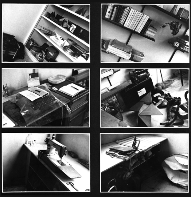 , 'X-Range Lygia Clark / Paris,' 1974, Galeria Jaqueline Martins
