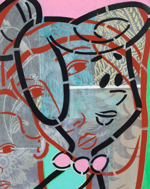, 'Madonna Flintstone,' 2015, ACA Galleries