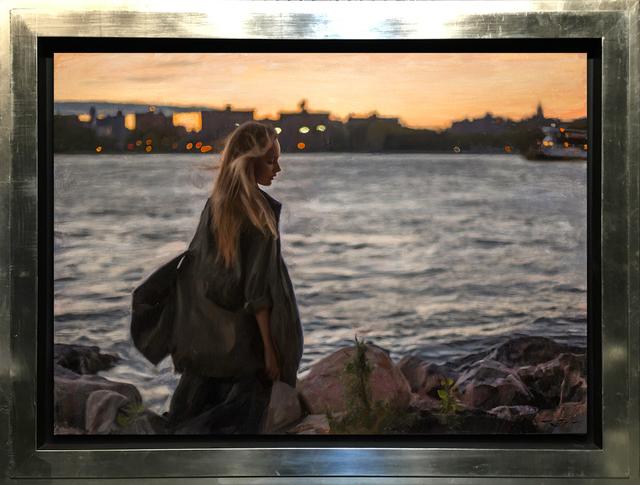, 'A Lakeside Mile,' 2015, ARCADIA CONTEMPORARY