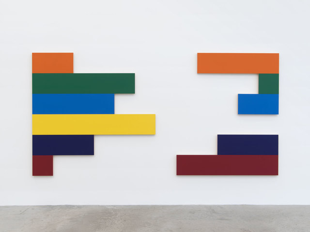 Morgan Fisher, '6 x 6 x 6 x 2 (III)', 2018, Bortolami