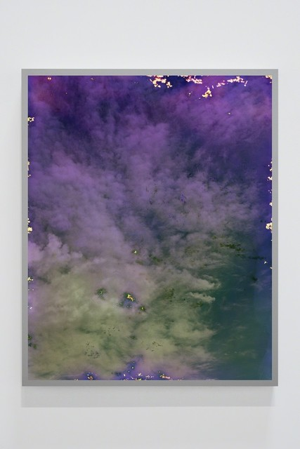 , 'Untitled #9 (Sky Leaks),' 2016, Division Gallery