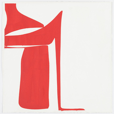 , 'Covers 18-Red,' 2014, Kathryn Markel Fine Arts