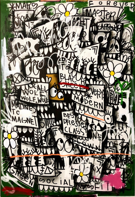 , 'Madness Magnet,' , Art Angels
