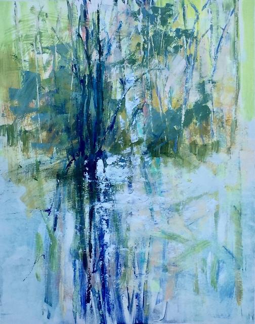 , 'Pond Serenity,' 2018, Meyer Vogl Gallery