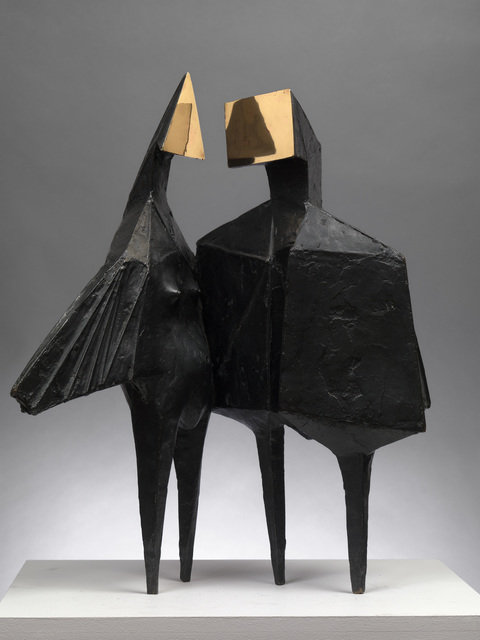 , 'Winged Figures Version II,' 1973, Osborne Samuel