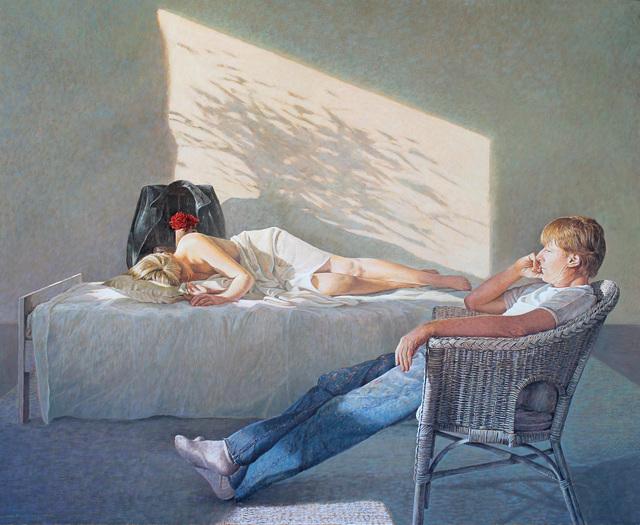 , 'Looking Towards Light,' 2013, Mira Godard Gallery