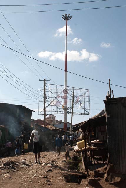 , 'STRA (billboard, #4),' 2011, Voice Gallery