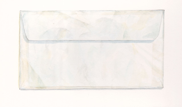 , 'Long Glassine Envelope,' 2016, Garvey | Simon