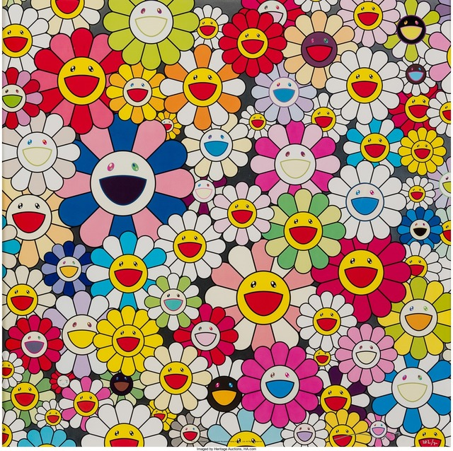 Takashi Murakami, 'Such Cute Flowers', 2010, Heritage Auctions