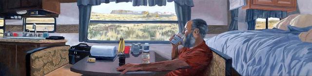, 'Camper,' 2017, Lyons Wier Gallery