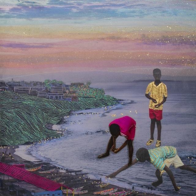 , 'Everyday is enough, Series Alba'hian,' 2019, Gallery 1957