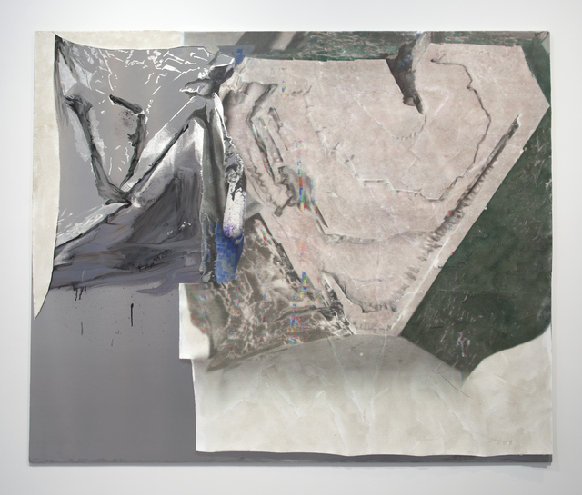 , 'Marque,' 2015, Haines Gallery