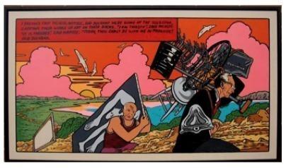 , 'Picasso, Duchamp y Matisse,' 2012, Henrique Faria Fine Art