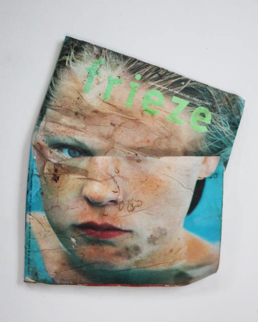 , 'Frieze, Issue #32 ( From the serie : 32a Penton Place, Southwark,London SE17 3JT, 17 September 2010),' 1997-2010, ELASTIC Gallery