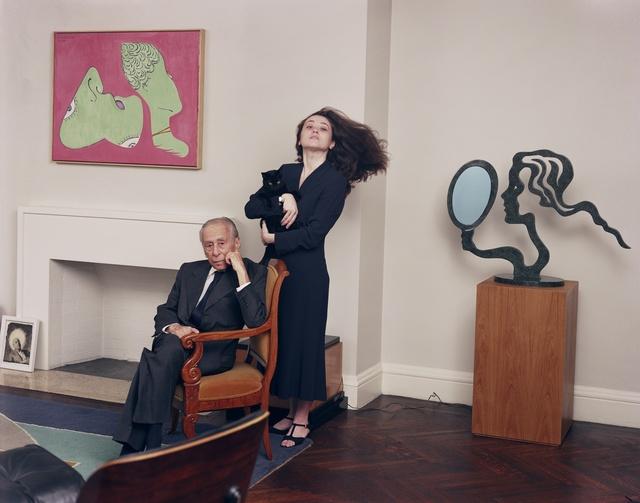 , 'Mr. and Mrs. Leo Castelli,' 1998, Kasmin