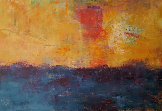 , 'Gaze,' 2017, Bitfactory Gallery