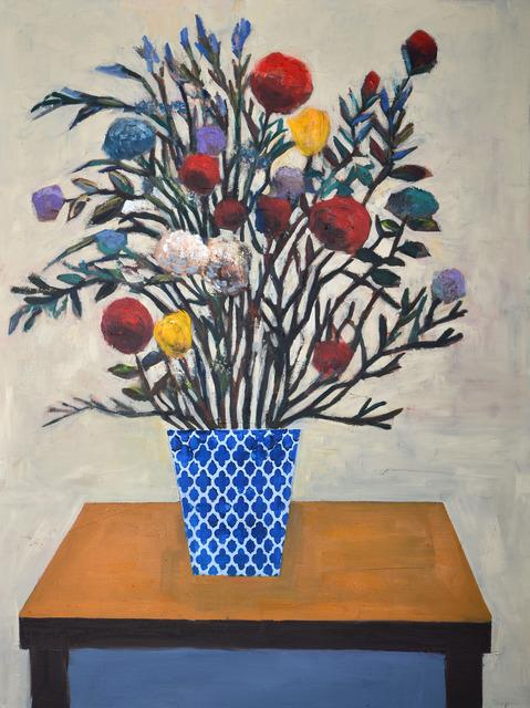 Rimi Yang, 'Flower Dance', 2019, Blue Rain Gallery