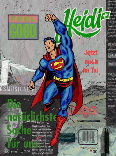 , 'Superman - Heidi Musical,' 2010, Artspace Warehouse